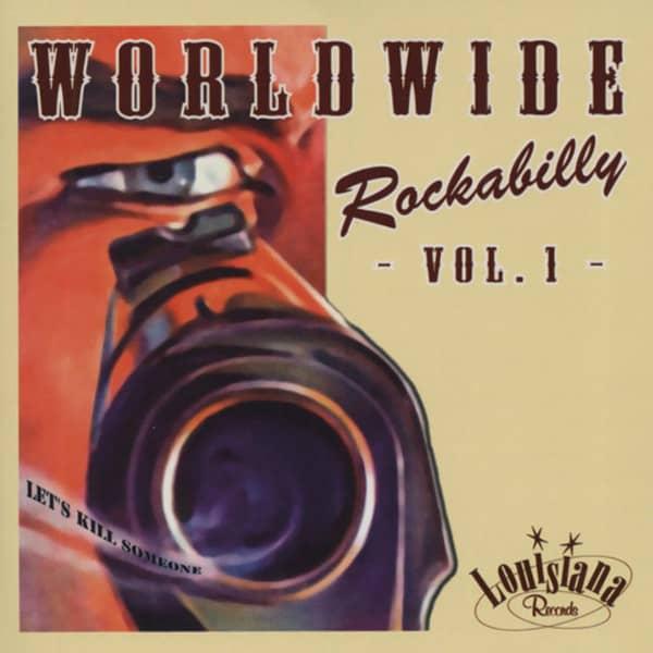 Worldwide Rockabilly Vol.1