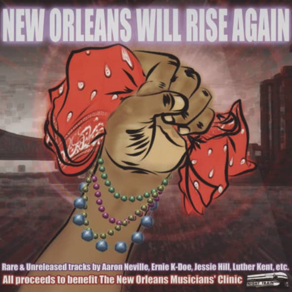New Orleans Will Rise Again