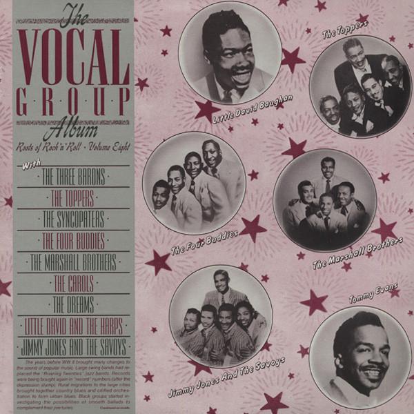The Vocal Group Album (2-LP)
