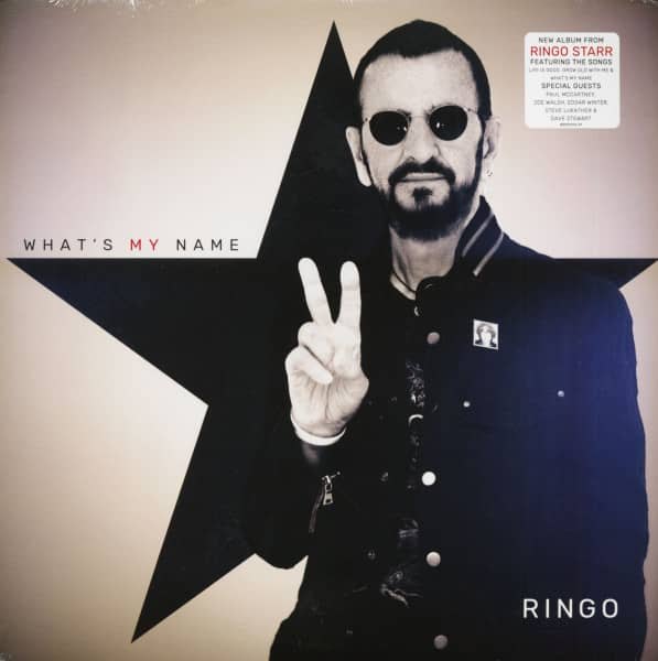What's My Name (LP)