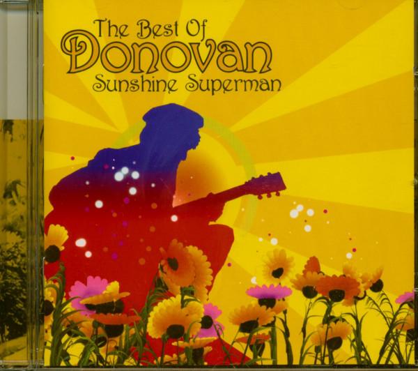 The Best Of Donovan - Sunshine Superman (CD)