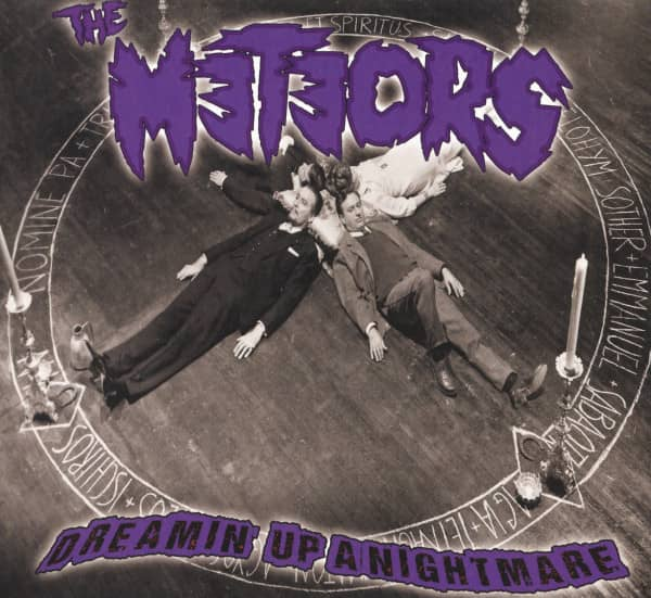 Dreamin' Up A Nightmare (CD)