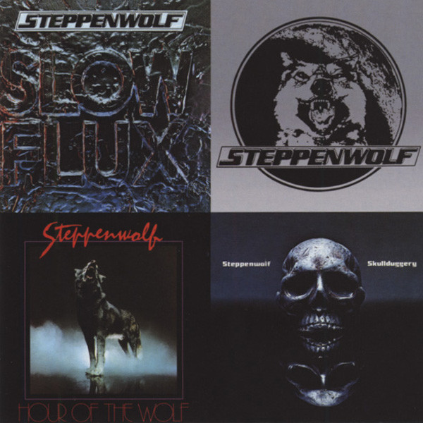 Slow Flux - Hour Of THe Wolf - Skullduggery 2-CD
