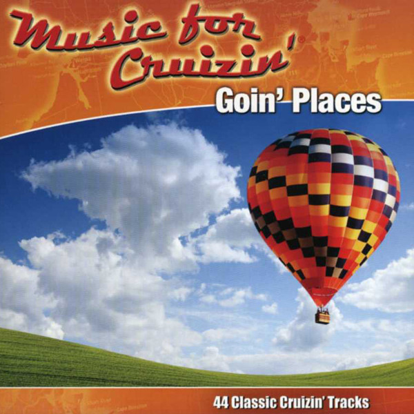 Music For Cruizin' - Goin' Places (2-CD)
