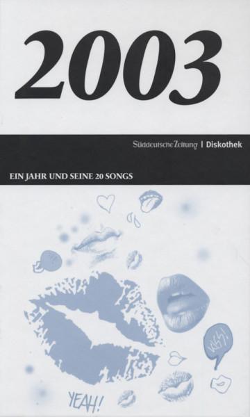 2003 - Süddeutsche Zeitung Diskothek Buch&CD