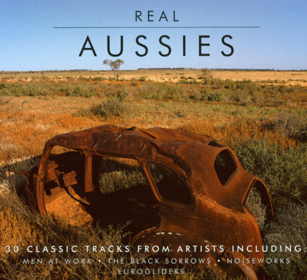 Real Aussies (2-CD)