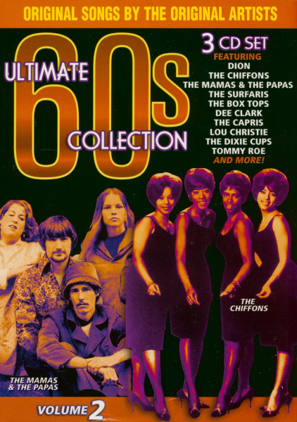 Ultimate 60s Collection - Volume 2 (3-CD)