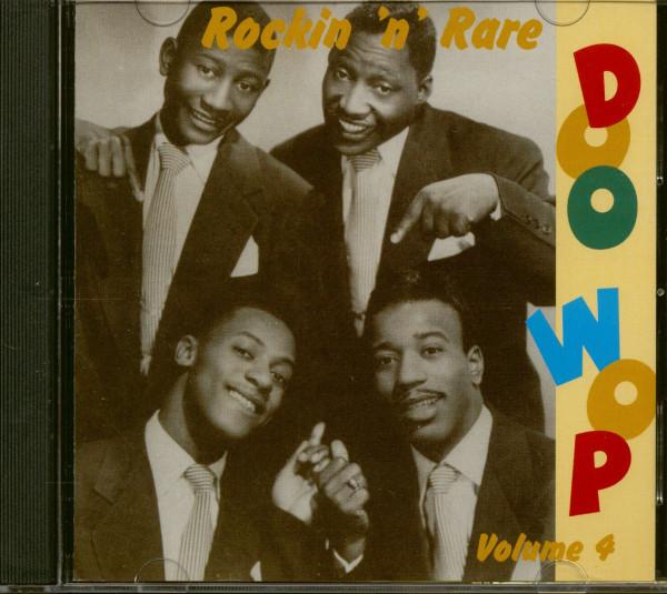 Rockin 'n' Rare Doo Wops Vol.4 (CD)