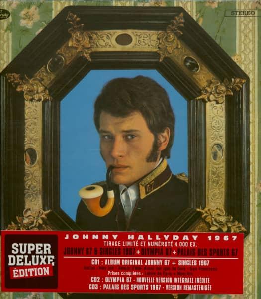 Johnny 67 (3-CD Deluxe Digibook. Ltd.)