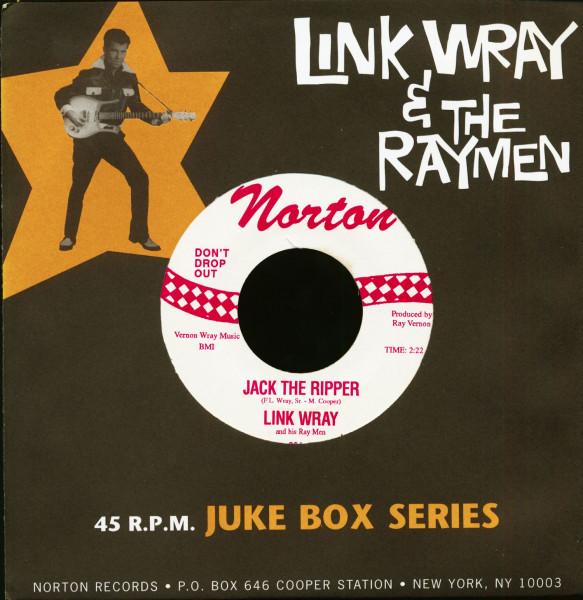 Norton Juke Box Series Vol.1 - Jack The Ripper (7inch, 45rpm)