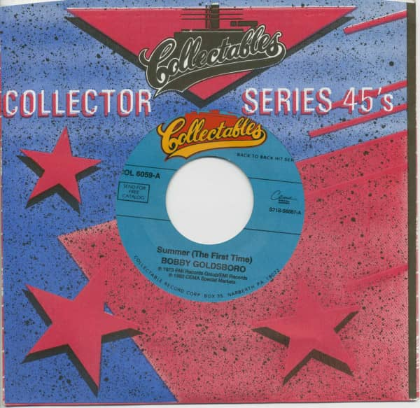 Summer (The First Time) - See The Funny Little Clown (7inch, 45rpm, BC, CS)