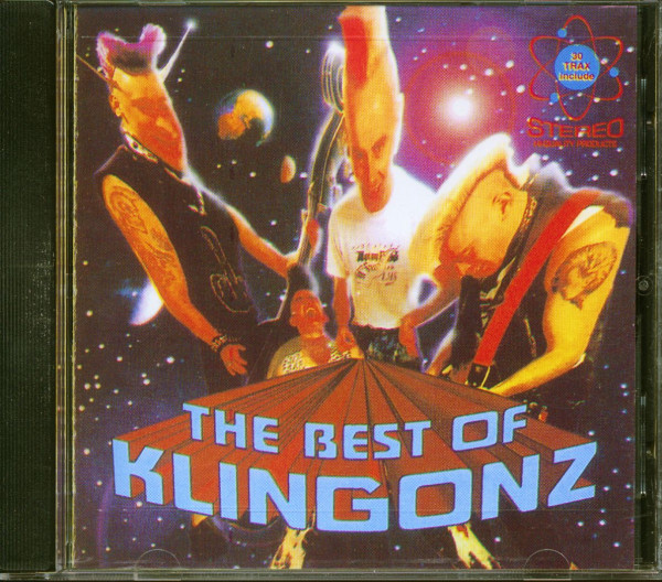 The Best Of The Klingonz (CD)