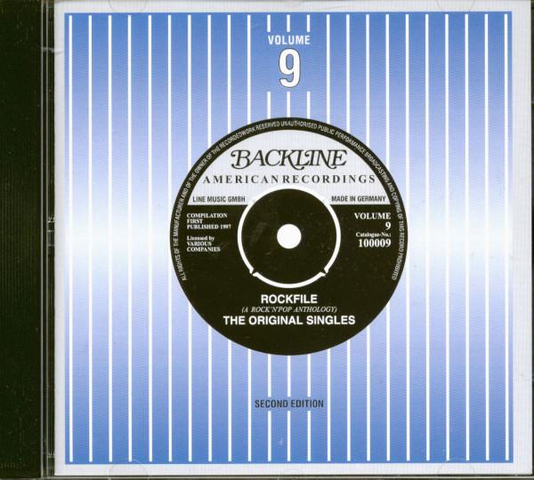 Rockfile Vol.9 (CD)