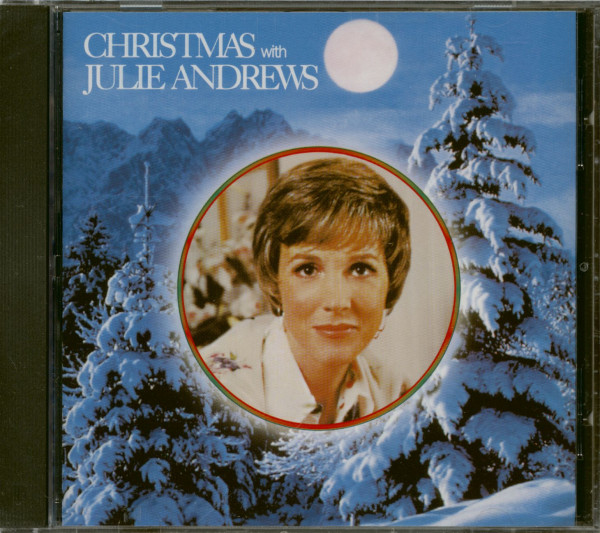 Christmas With Julie Andrews (CD)