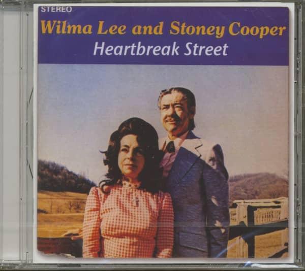 Heartbreak Street (CD)