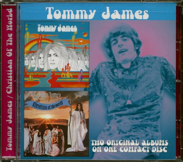 Tommy James - Christian Of The World (CD)