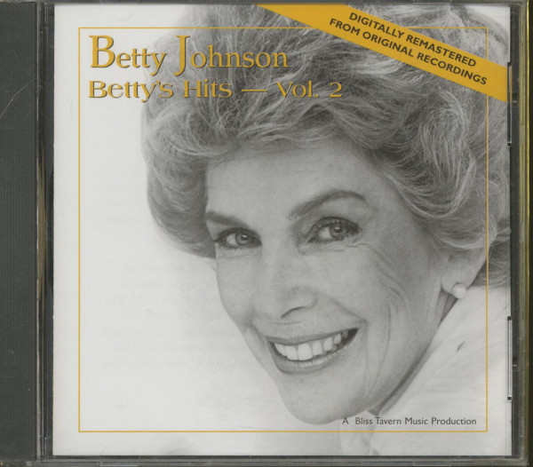 Betty's Hits, Vol.2 (CD)