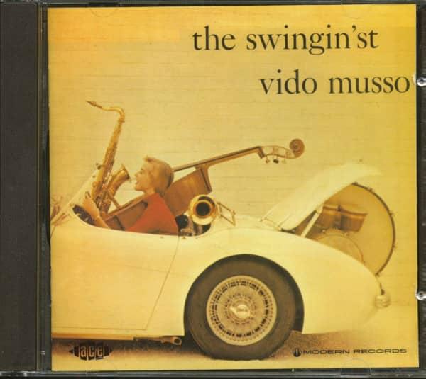 The Swingin'st (CD)