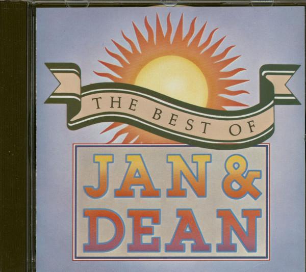 The Best Of Jan & Dean (CD)