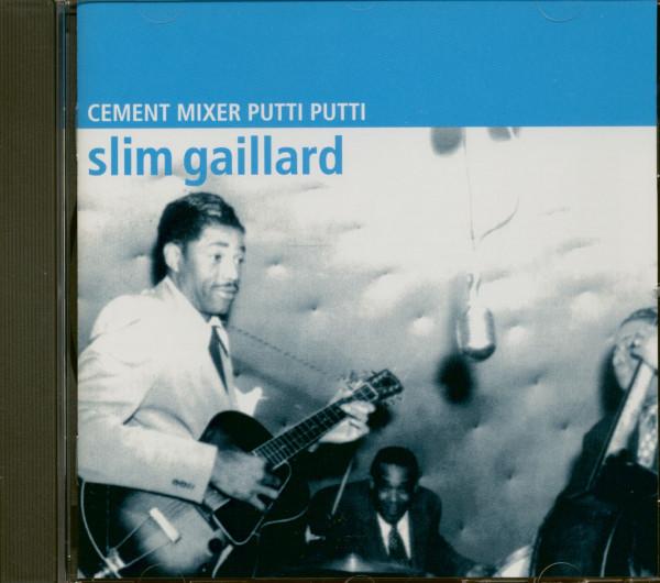 Cement Mixer Putti Putti (CD)