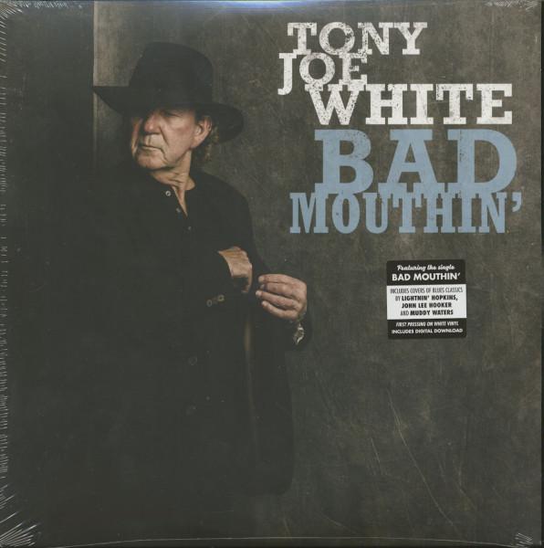 Bad Mouthin' (LP, White Vinyl)