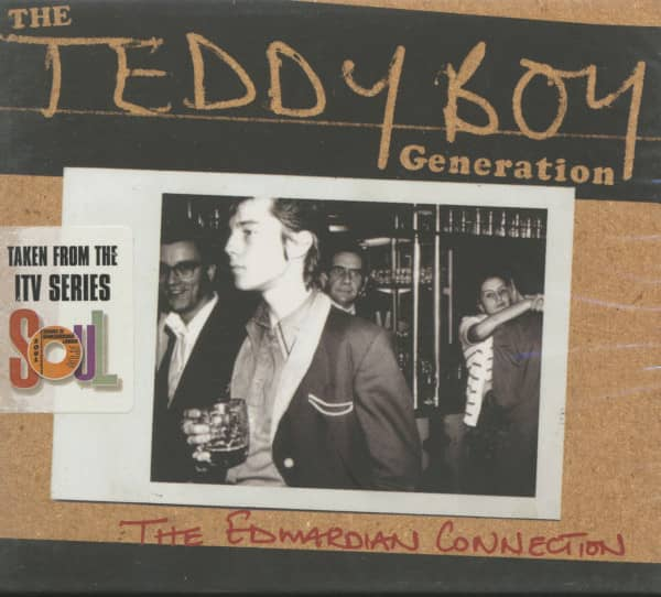 The Teddy Boy Generation (CD)