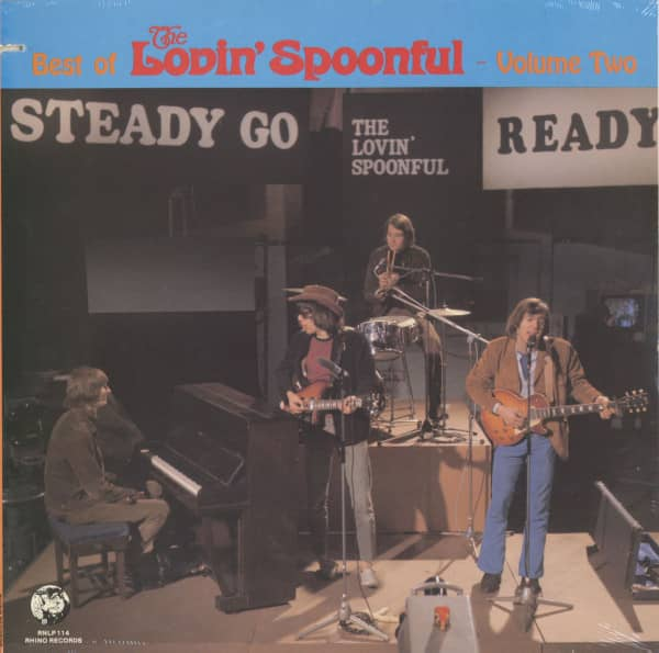 The Best Of Lovin' Spoonful, Volume 2 (cut-out)