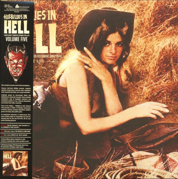 Hillbillies In Hell Vol.5 (LP, Ltd.)