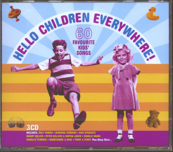 Hello Children Everywhere (3-CD)