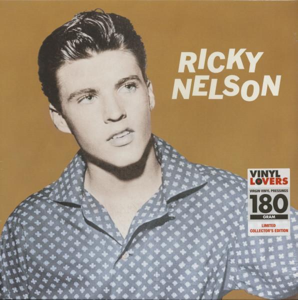 Ricky Nelson (LP, 180g Vinyl, Ltd.)