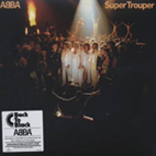 Super Trouper(1980)180gr. Rmst.(incl.MP3 Vouc