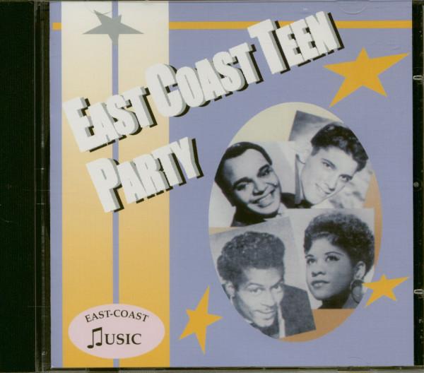 East Coast Teen Party Vol. 1 (CD)