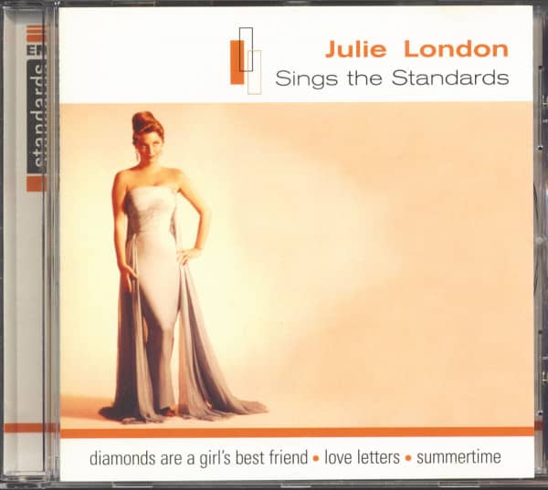 Sings The Standards (CD)