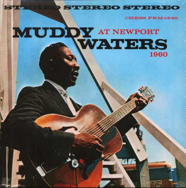 Muddy Waters At Newport 1960 (LP, 180g Vinyl, Deluxe Edition)