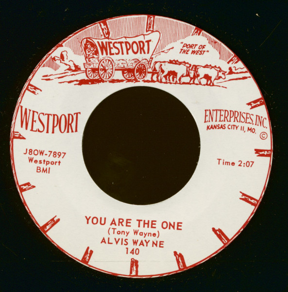 You Are The One - Lay Your Head On My Shoulder (7inch, 45rpm)