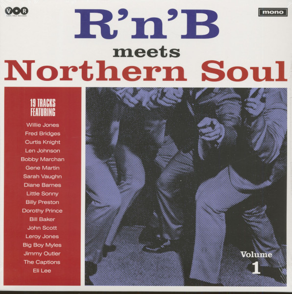 R'n'B Meets Northern Soul, Vol.1 (LP)