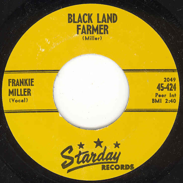 Black Land Farmer - True Blue