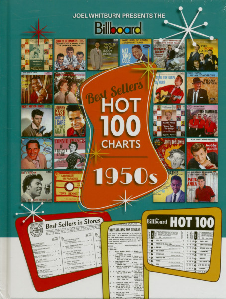 Best Sellers & Hot 100 Charts 1950-1959