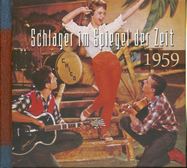1959 Schlager im Spiegel der Zeit (CD)