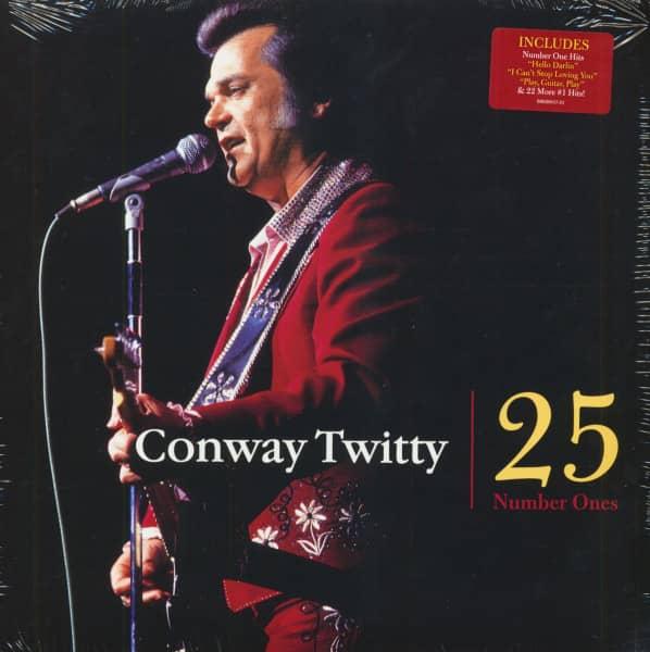25 Number Ones (2-LP)