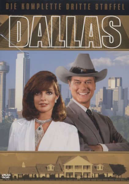 Dallas - Staffel 3 7-DVD (2)