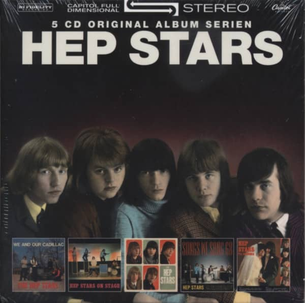 5 Original Album Series (5-CD)