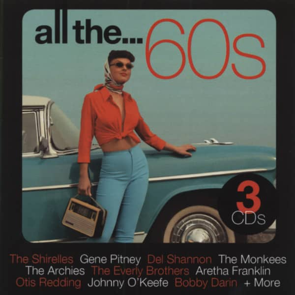All The 60s (3-CD)