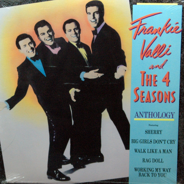 Frankie Valli And The Four Seasons - Anthology (2-LP)