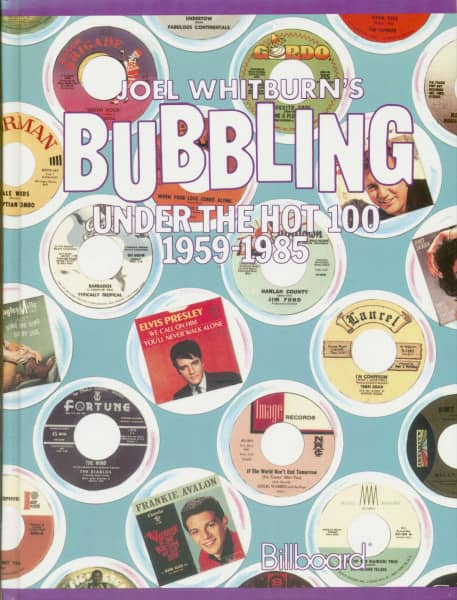 Joel Whitburn's Bubbling Under the Hot 100, 1959-1985