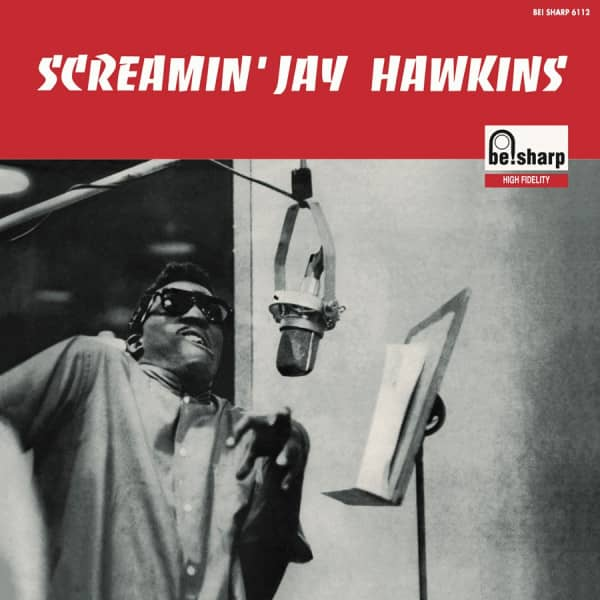 Screamin' Jay Hawkins (LP, 10inch)