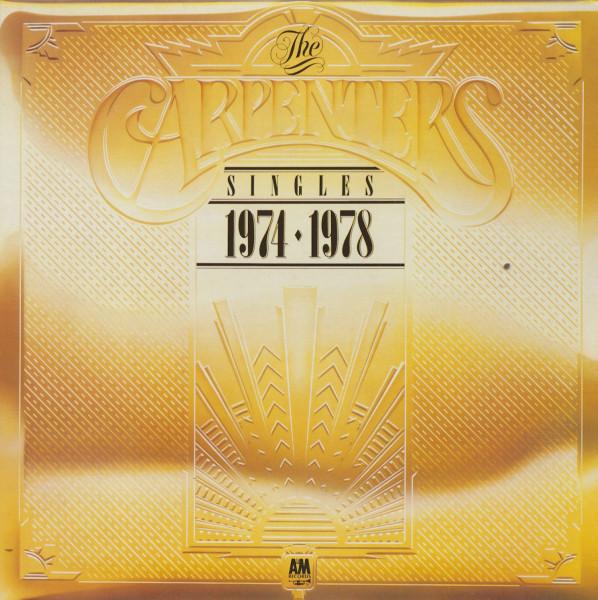 The Singles 1974 - 1978 (LP)