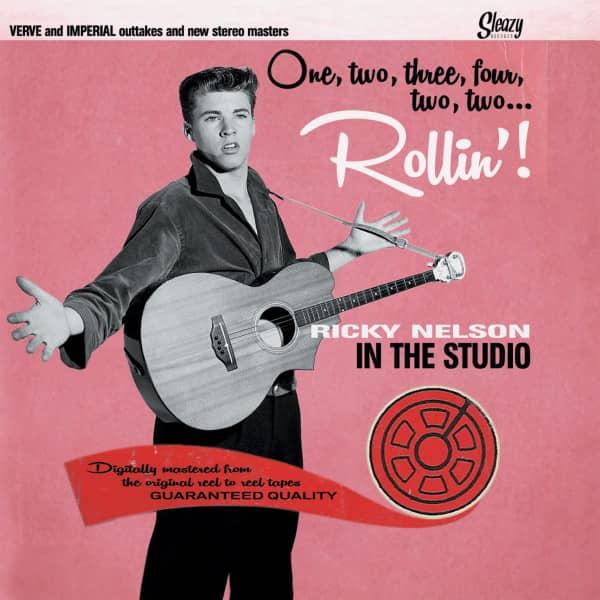 In The Studio (4-CD)