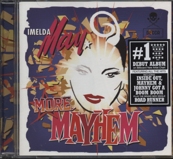 More Mayhem (CD)