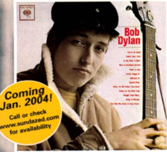 Bob Dylan - 180g Vinyl